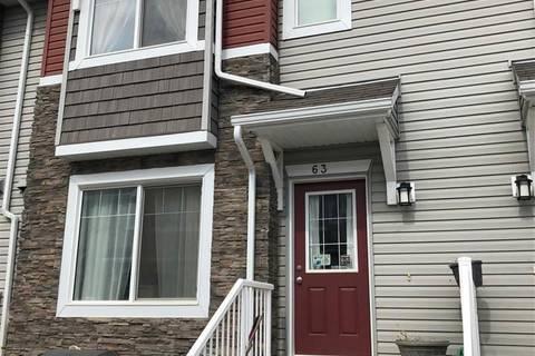Townhouse for sale at 655 Tamarack Rd Nw Unit 63 Edmonton Alberta - MLS: E4152482