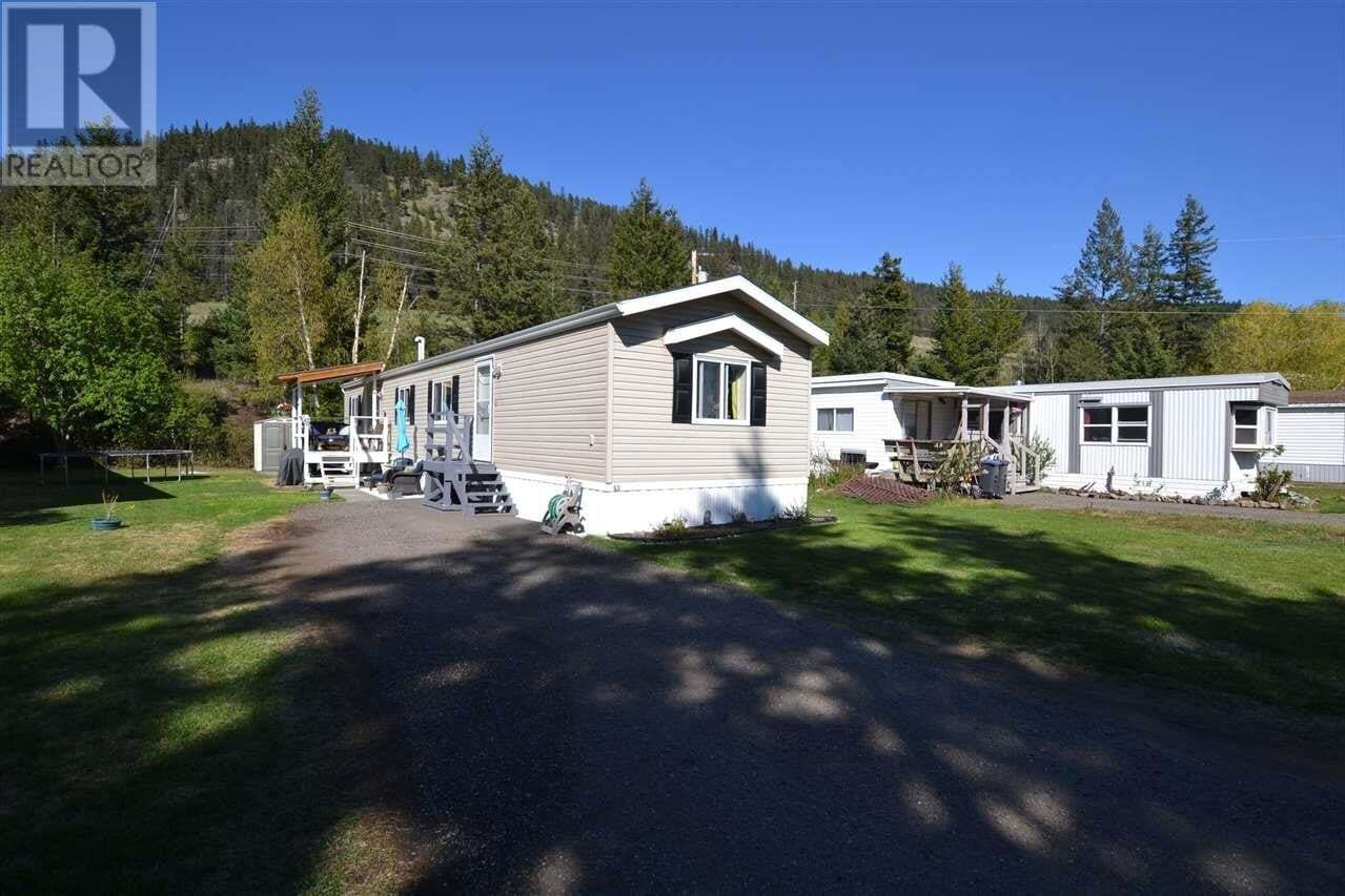 Home for sale at 770 N 11th Ave Unit 63 Williams Lake British Columbia - MLS: R2455286