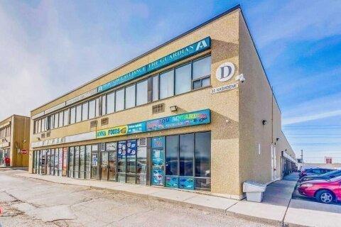 Commercial property for sale at 80 Nashdene Rd Unit 63 Toronto Ontario - MLS: E4964873
