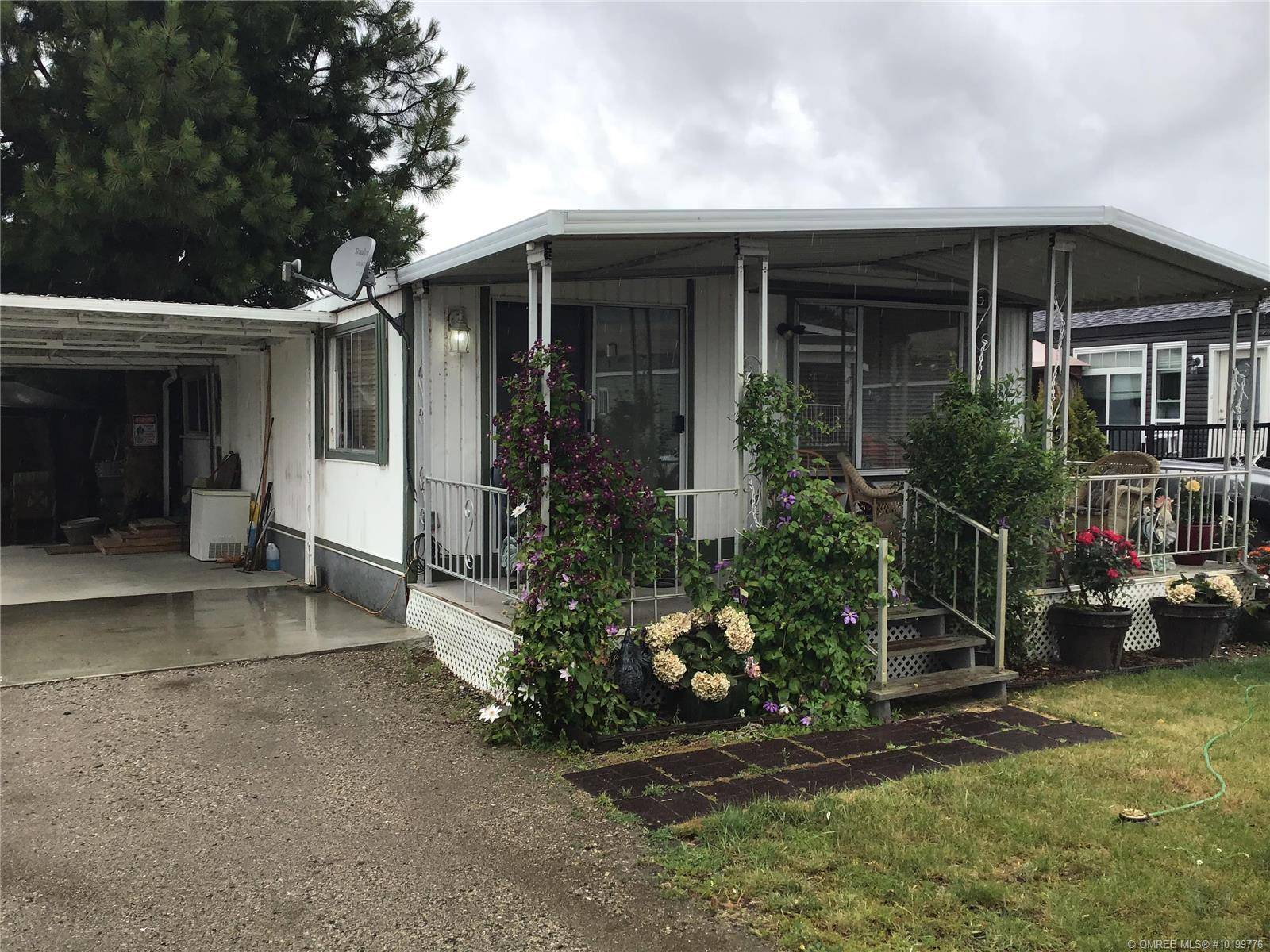 Home for sale at 8945 Highway 97 Hy Unit 63 Lakecountry British Columbia - MLS: 10199776