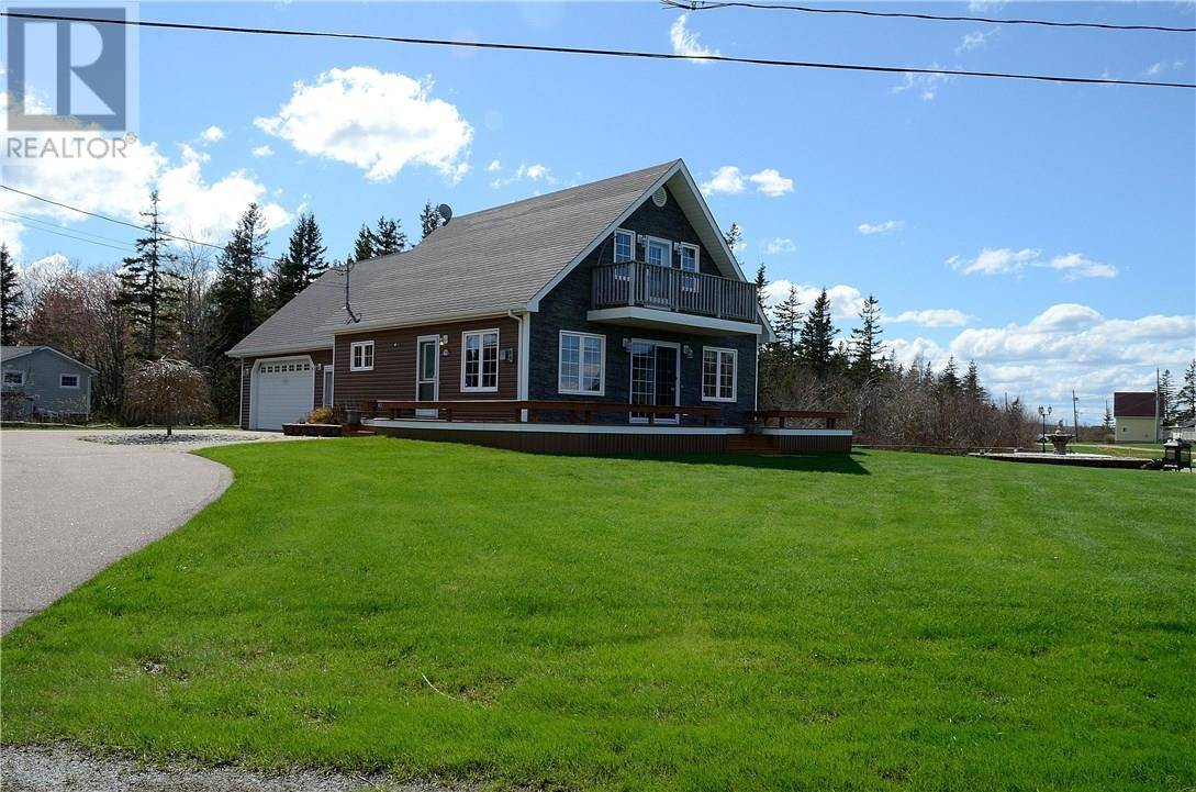 House for sale at 63 Allee P'tit Pierre  Cap Pele New Brunswick - MLS: M127030