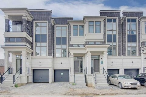 Townhouse for sale at 63 Armillo Pl Markham Ontario - MLS: N4852994
