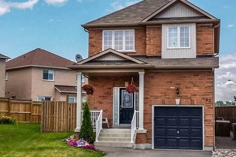 House for sale at 63 Beckett Cres Clarington Ontario - MLS: E4521005