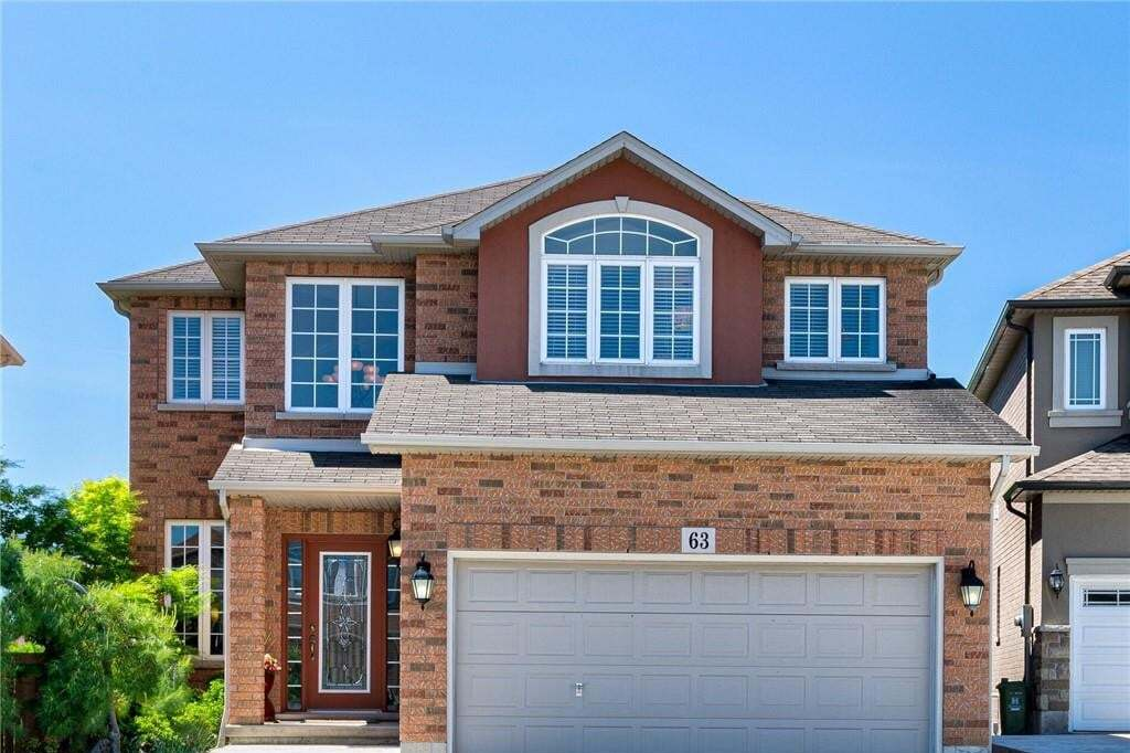 House for sale at 63 Benedict Pl Hamilton Ontario - MLS: H4078996