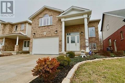 House for rent at 63 Birkinshaw Rd Cambridge Ontario - MLS: X4351690