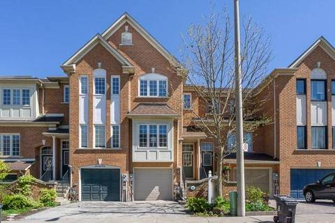 Townhouse for sale at 63 Bluewater Ct Toronto Ontario - MLS: W4457468