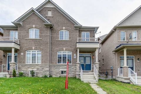 Townhouse for sale at 63 Bonnie Braes Dr Brampton Ontario - MLS: W4487272