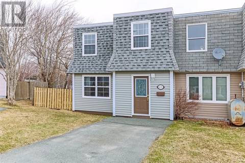 House for sale at 63 Bragg Cres Mount Pearl Newfoundland - MLS: 1195550