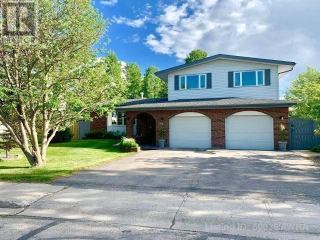 House for sale at 63 Chickadee Dr Whitecourt Alberta - MLS: 50036