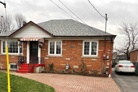 House for sale at 63 Cornwallis Dr Toronto Ontario - MLS: E4992832