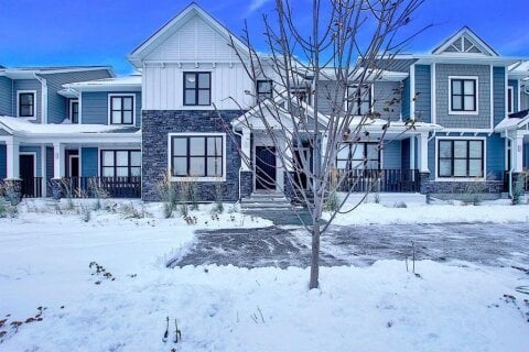 Townhouse for sale at 63 D'arcy Blvd Okotoks Alberta - MLS: A1044134