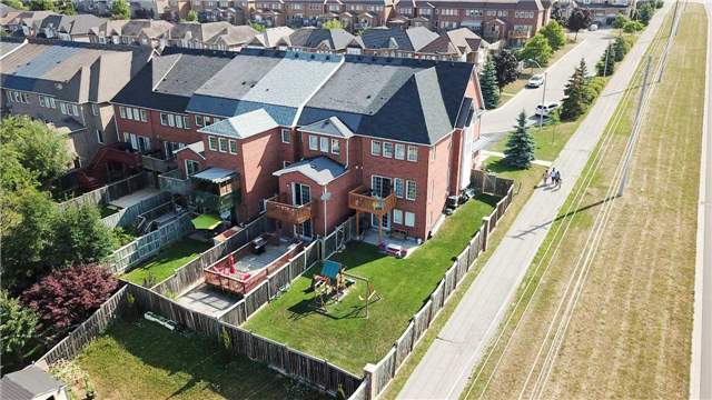 For Sale: 63 Dooley Crescent, Ajax, ON | 3 Bed, 5 Bath Townhouse for $569,900. See 20 photos!