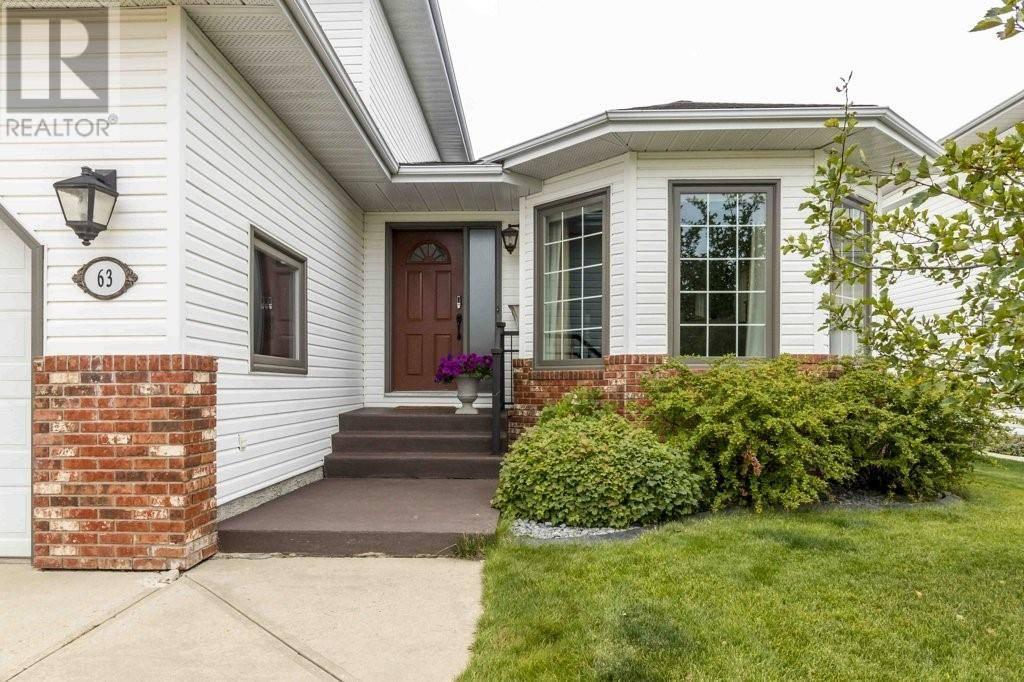 House for sale at 63 Dunham Cs Red Deer Alberta - MLS: ca0190518