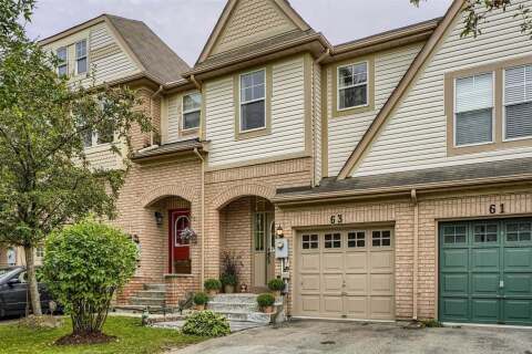 Townhouse for sale at 63 Evelyn Buck Ln Aurora Ontario - MLS: N4902475