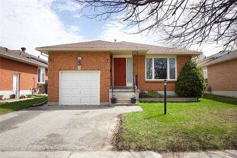 House for sale at 63 Firwood Ave Clarington Ontario - MLS: E4461578