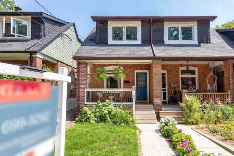 Townhouse for sale at 63 Gainsborough Rd Toronto Ontario - MLS: E4956596