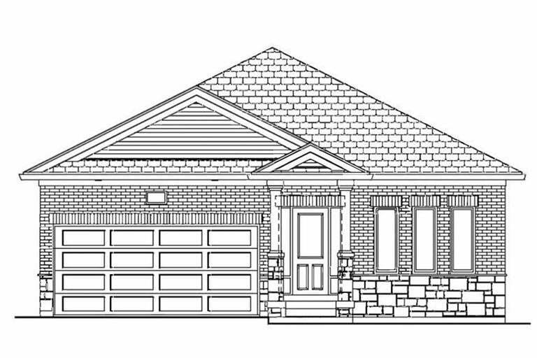 House for sale at 63 Gibbons St Waterford Ontario - MLS: 30823775