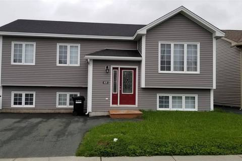 House for sale at 63 Great Eastern Ave St. John's Newfoundland - MLS: 1197746