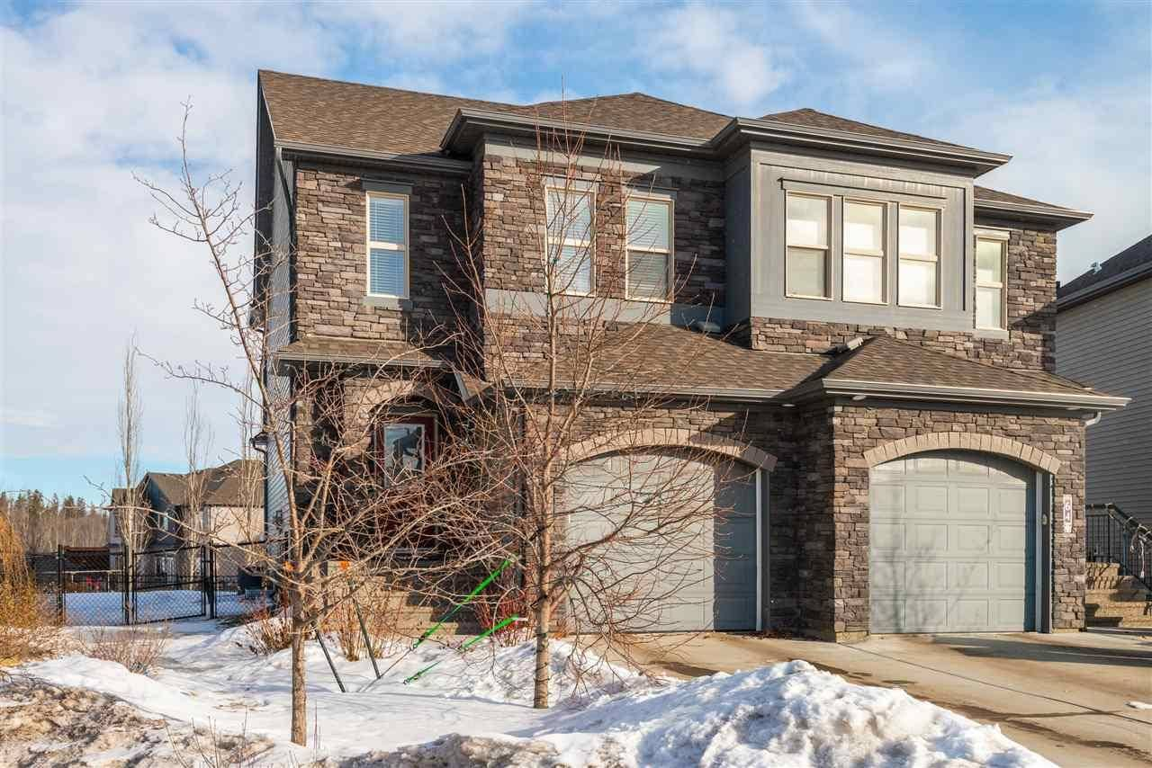Townhouse for sale at 63 Greenbury Cres Spruce Grove Alberta - MLS: E4193401