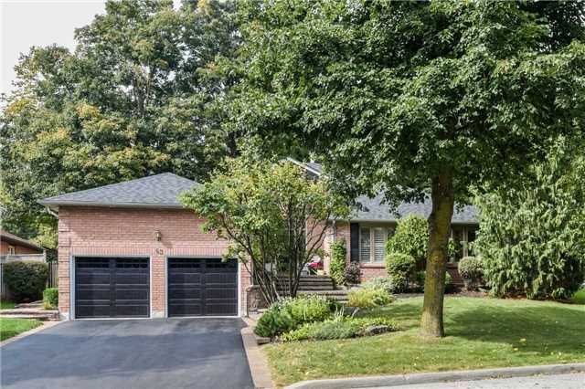 House for sale at 63 Hammond Drive Aurora Ontario - MLS: N4261813