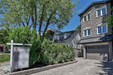 House for sale at 63 Harold St Toronto Ontario - MLS: W4845103
