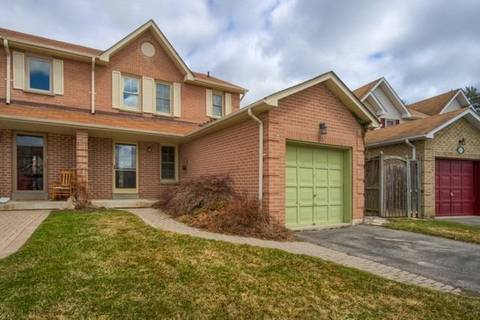 Townhouse for sale at 63 Hawkins Cres Ajax Ontario - MLS: E4411957