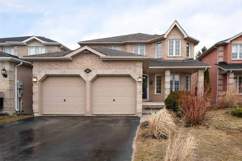 House for sale at 63 Hawkins Dr Barrie Ontario - MLS: S4725996
