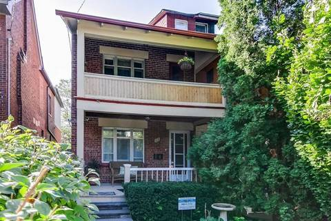 Townhouse for sale at 63 Helena Ave Toronto Ontario - MLS: C4567859