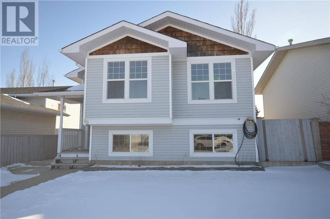 House for sale at 63 Henderson Ct Ne Medicine Hat Alberta - MLS: mh0191182