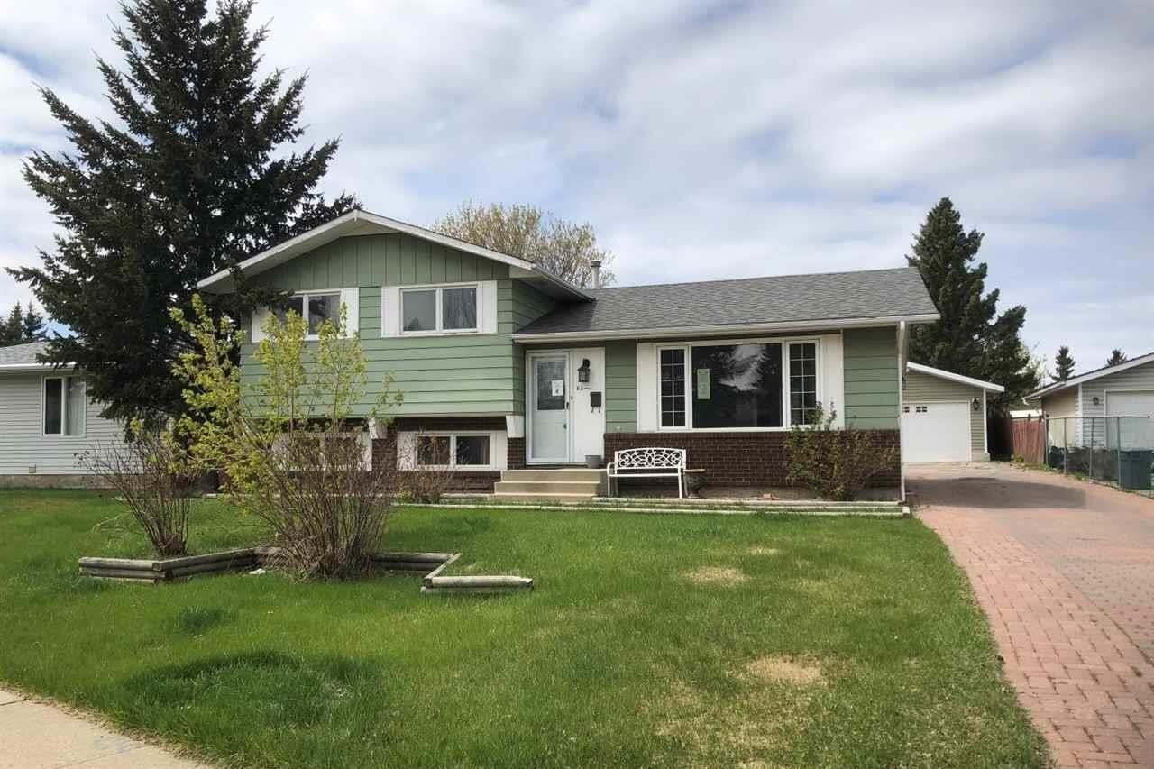 House for sale at 63 Henry Av NW Edmonton Alberta - MLS: E4197868