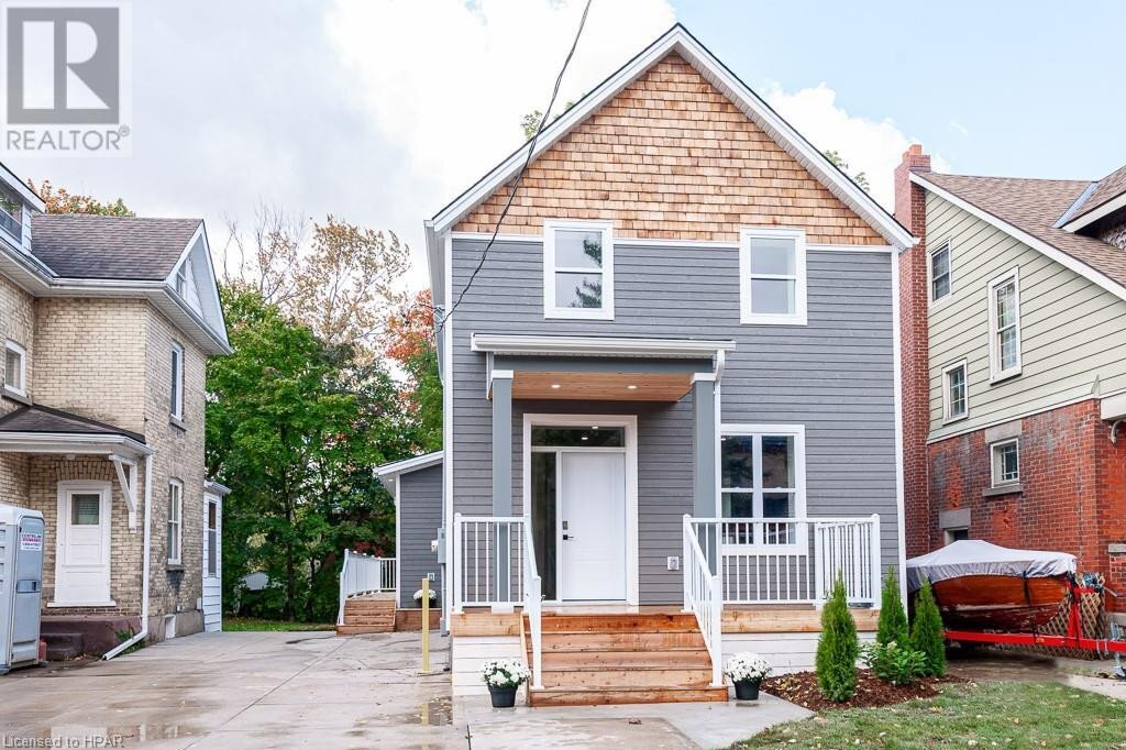 House for sale at 63 Hibernia St Stratford Ontario - MLS: 40031905