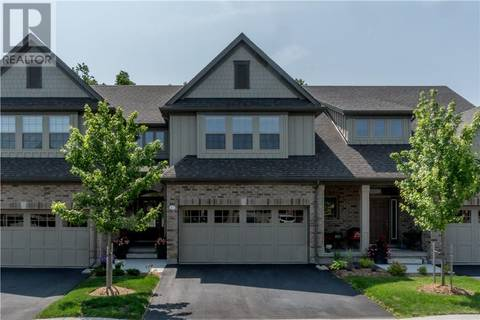 Townhouse for sale at 63 Hickory Dr Rockwood Ontario - MLS: 30751251