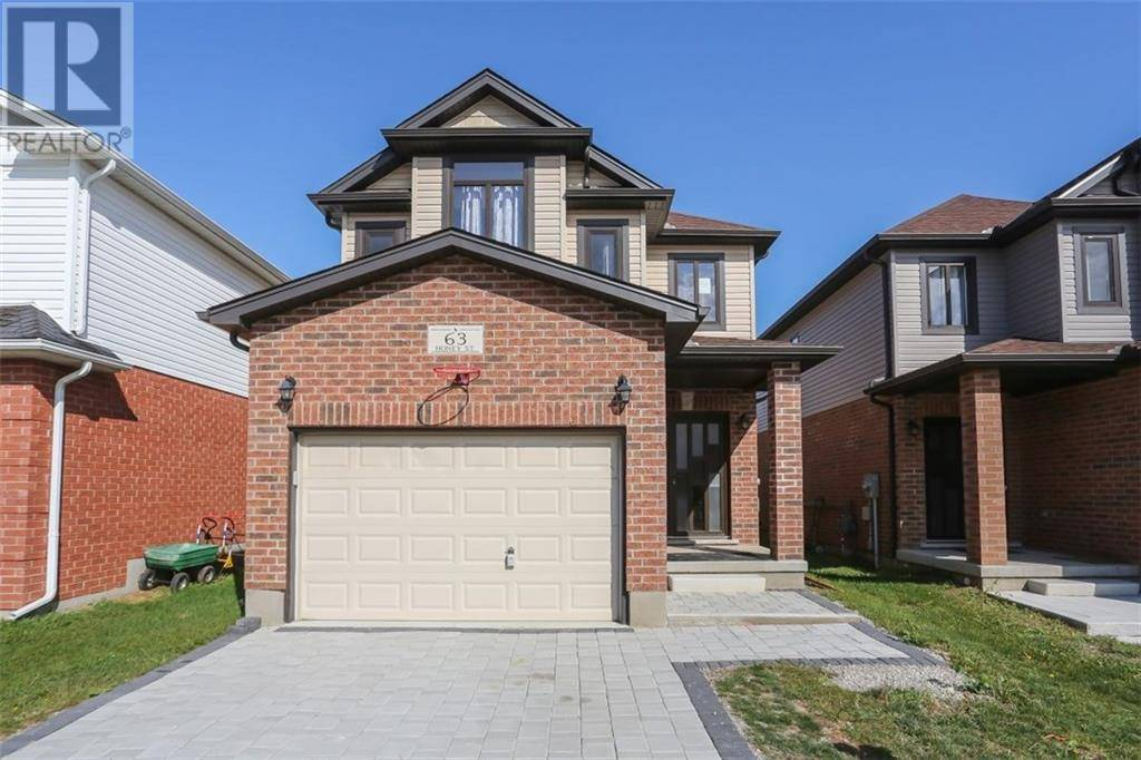 House for sale at 63 Honey St Cambridge Ontario - MLS: 30771139