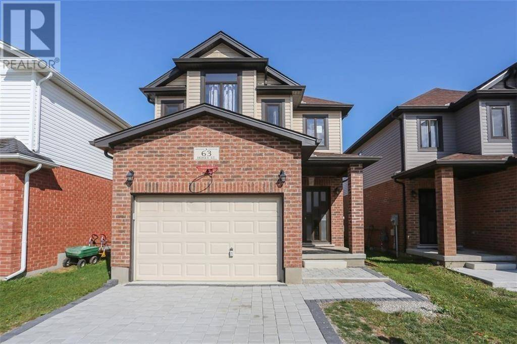 House for sale at 63 Honey St Cambridge Ontario - MLS: 30774234