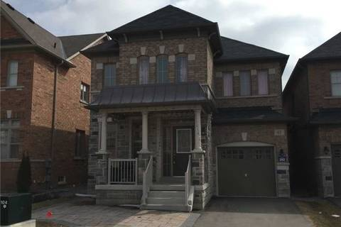 House for rent at 63 Hubner Ave Markham Ontario - MLS: N4504497