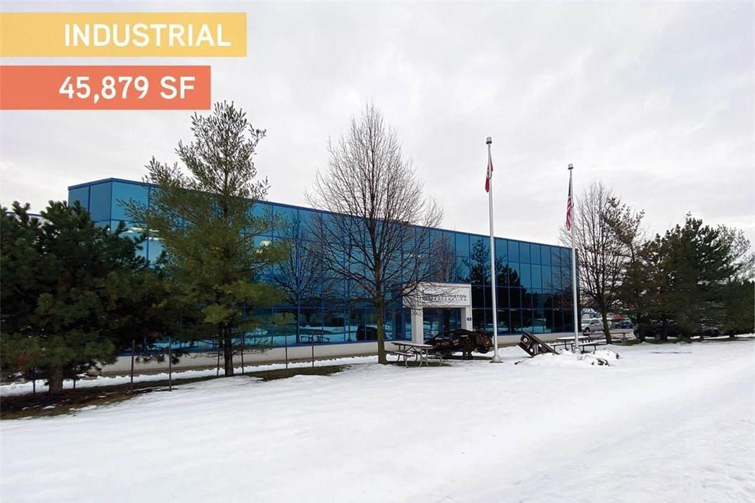 Commercial property for lease at 63 Innovation Dr Flamborough Ontario - MLS: H4093589