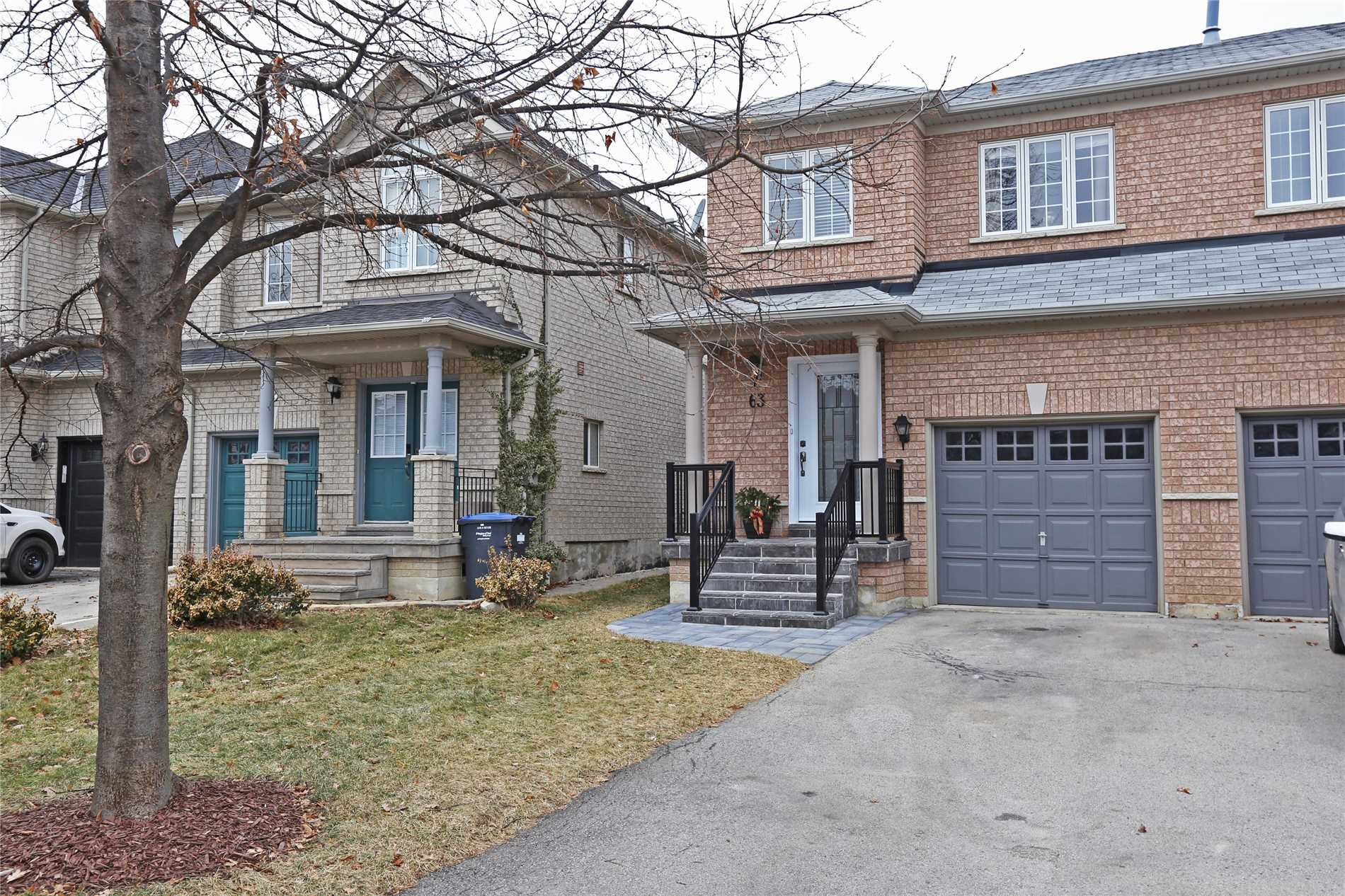 House for sale at 63 Ironhorse Crescent Caledon Ontario - MLS: W4328132