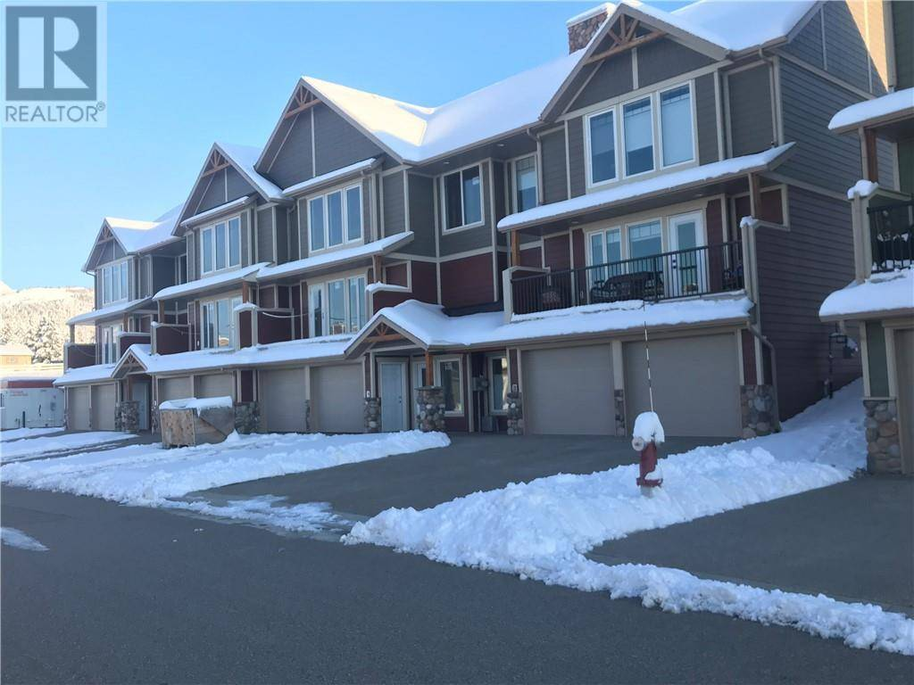 Townhouse for sale at 63 Ironstone Dr Coleman Alberta - MLS: ld0189037