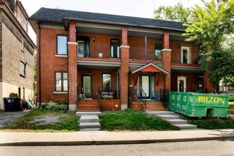 Townhouse for sale at 63 Jerome St Toronto Ontario - MLS: W4925646