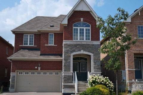 House for sale at 63 Jonas Millway Wy Whitchurch-stouffville Ontario - MLS: N4649165
