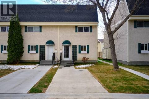 Townhouse for sale at 63 Killarney Wy Regina Saskatchewan - MLS: SK769089