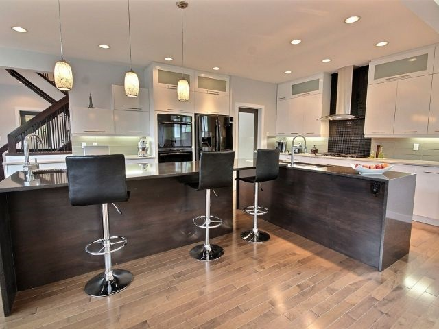 For Sale: 63 Lacombe Drive, St Albert, AB | 6 Bed, 3 Bath House for $835,000. See 20 photos!