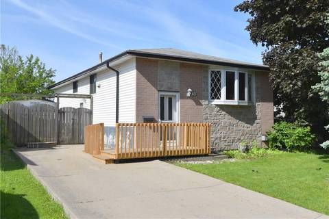 House for sale at 63 Lesterwood St Hamilton Ontario - MLS: H4056403