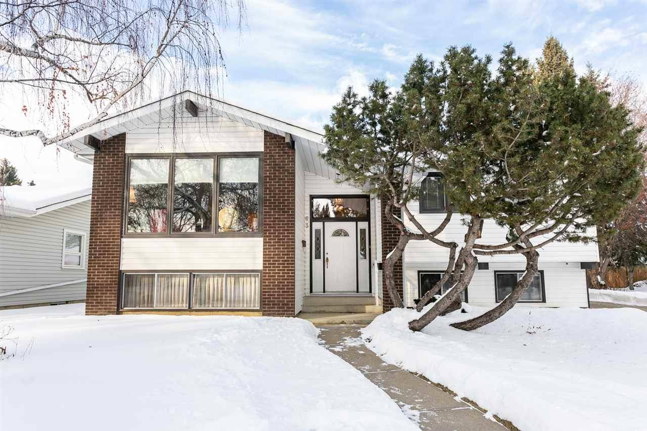 House for sale at 63 Linwood Cres St. Albert Alberta - MLS: E4184956