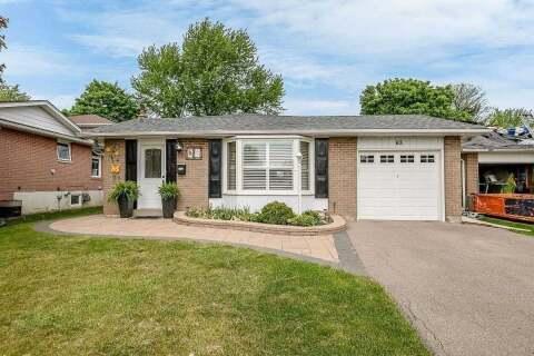 House for sale at 63 Lockton Cres Brampton Ontario - MLS: W4824272
