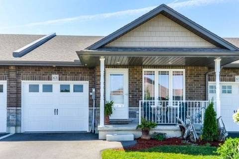 Townhouse for sale at 63 Macneil Ct Haldimand Ontario - MLS: X4484317