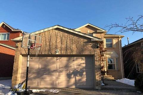 House for sale at 63 Meeking Dr Ajax Ontario - MLS: E4698943