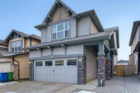 House for sale at 63 Morningside Me Southwest Airdrie Alberta - MLS: C4279037