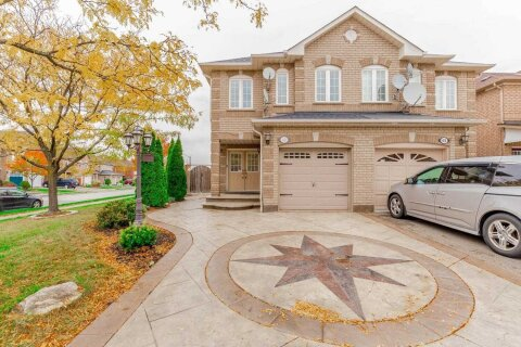 Townhouse for rent at 63 Native Landing  Brampton Ontario - MLS: W4966044