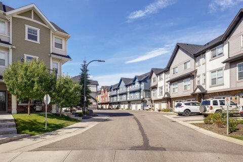 Townhouse for sale at 63 New Brighton Pt SE Calgary Alberta - MLS: A1032121